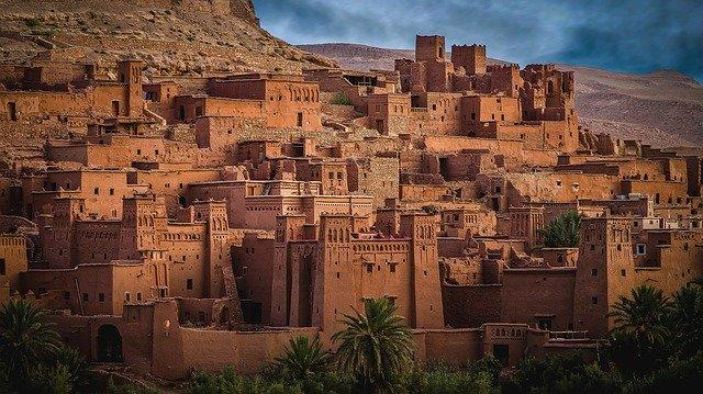 Ait Ben Haddou meilleur endroit touristique à visiter au Maroc