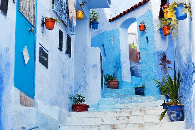Chefchaouene meilleur endroit touristique à visiter au Maroc