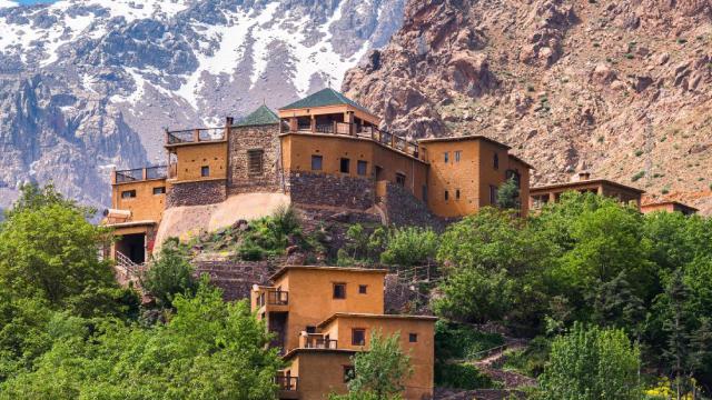 Imlil meilleur endroit touristique à visiter au Maroc