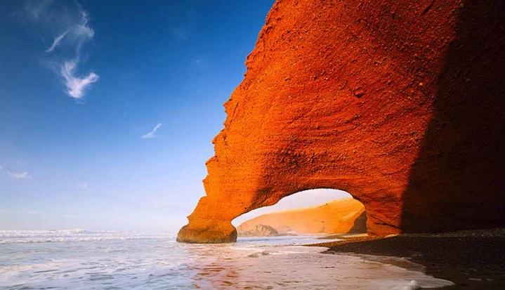Mirleft meilleur endroit touristique à visiter au Maroc