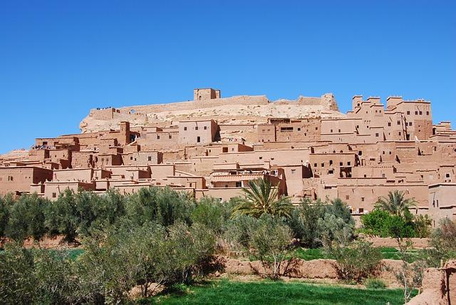Ouarzazate meilleur endroit touristique à visiter au Maroc