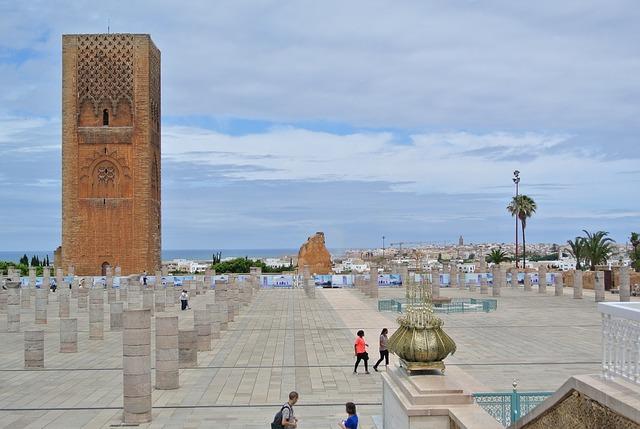 Rabat meilleur endroit touristique à visiter au Maroc