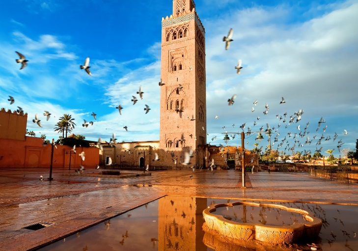 Séjours de luxe à Marrakech